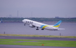 TakahitoIkawaさんが、羽田空港で撮影したAIR DO 767-381の航空フォト(写真)