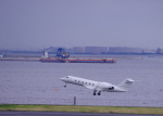 TakahitoIkawaさんが、羽田空港で撮影したアメリカ企業所有 G-IV Gulfstream IV-SPの航空フォト(写真)