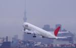 TakahitoIkawaさんが、羽田空港で撮影した日本航空 767-346の航空フォト(写真)