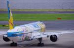 TakahitoIkawaさんが、羽田空港で撮影した全日空 777-381の航空フォト(写真)