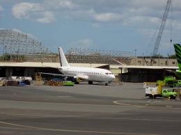 birdlandさんが、ダニエル・K・イノウエ国際空港で撮影したアロハ・エア・カーゴ 737-2X6C/Advの航空フォト(飛行機 写真・画像)