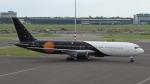 アムステルダム・スキポール国際空港 - Amsterdam Airport Schiphol [AMS/EHAM]で撮影されたタイタン エアウェイズ - Titan Airways [ZT/AWC]の航空機写真