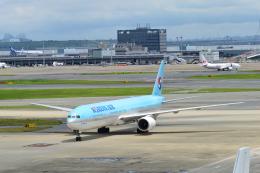 こずぃろうさんが、羽田空港で撮影した大韓航空 777-3B5の航空フォト(飛行機 写真・画像)