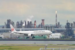 こずぃろうさんが、羽田空港で撮影した日本航空 777-346の航空フォト(飛行機 写真・画像)