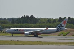 COPEN0712さんが、成田国際空港で撮影したジェットスター A330-202の航空フォト(飛行機 写真・画像)