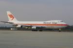 oshujin_rjsiさんが、仙台空港で撮影したマーティンエアー 747-21AC/SCDの航空フォト(写真)