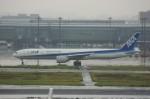 しんさんが、羽田空港で撮影した全日空 777-381/ERの航空フォト(写真)