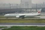 しんさんが、羽田空港で撮影した日本航空 777-346/ERの航空フォト(写真)