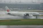 しんさんが、羽田空港で撮影した日本航空 777-289の航空フォト(写真)