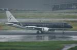 しんさんが、羽田空港で撮影したスターフライヤー A320-214の航空フォト(写真)