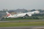 しんさんが、伊丹空港で撮影した日本航空 777-346/ERの航空フォト(写真)