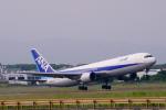 TakahitoIkawaさんが、松山空港で撮影した全日空 767-381の航空フォト(写真)