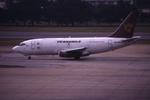 CASH FLOWさんが、ドンムアン空港で撮影したトランスマイル・エア・サービス 737-209/Advの航空フォト(写真)