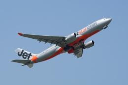 ひめパパさんが、成田国際空港で撮影したジェットスター A330-202の航空フォト(飛行機 写真・画像)