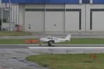 コバトンさんが、福岡空港で撮影した日本個人所有 A36 Bonanza 36の航空フォト(飛行機 写真・画像)