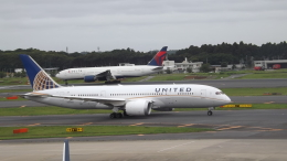 CHAN☆KIYOさんが、成田国際空港で撮影したユナイテッド航空 787-8 Dreamlinerの航空フォト(飛行機 写真・画像)