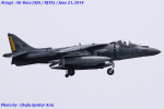 Chofu Spotter Ariaさんが、厚木飛行場で撮影したアメリカ海兵隊 AV-8B(R) Harrier II+の航空フォト(写真)