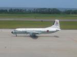 新潟空港 - Niigata Airport [KIJ/RJSN]で撮影された海上自衛隊 - Japan Maritime Self-Defense Forceの航空機写真