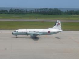 ANA STARALLIANCE 新潟さんが、新潟空港で撮影した海上自衛隊 YS-11A-404M-Aの航空フォト(写真)