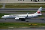 OKさんが、羽田空港で撮影したJALエクスプレス 737-846の航空フォト(写真)