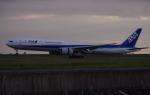 TakahitoIkawaさんが、松山空港で撮影した全日空 777-381の航空フォト(写真)
