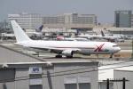 ilv583さんが、ロサンゼルス国際空港で撮影したABXエア 767-383/ER(BDSF)の航空フォト(写真)