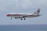 アイスコーヒーさんが、那覇空港で撮影した中国東方航空 A320-214の航空フォト(写真)