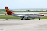 アイスコーヒーさんが、那覇空港で撮影した香港航空 A330-223の航空フォト(飛行機 写真・画像)