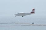 アイスコーヒーさんが、那覇空港で撮影した第一航空 BN-2B-20 Islanderの航空フォト(写真)