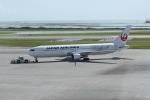 アイスコーヒーさんが、那覇空港で撮影した日本航空 767-346の航空フォト(写真)