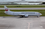 アイスコーヒーさんが、那覇空港で撮影した日本トランスオーシャン航空 737-4Q3の航空フォト(飛行機 写真・画像)