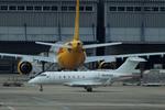 T.Sazenさんが、関西国際空港で撮影した--- BD-100-1A10 Challenger 300の航空フォト(写真)