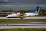 アイスコーヒーさんが、那覇空港で撮影した琉球エアーコミューター DHC-8-103Q Dash 8の航空フォト(飛行機 写真・画像)
