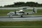 アイスコーヒーさんが、那覇空港で撮影した航空自衛隊 E-2C Hawkeyeの航空フォト(飛行機 写真・画像)
