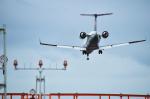 パンダさんが、仙台空港で撮影したアイベックスエアラインズ CL-600-2B19 Regional Jet CRJ-200ERの航空フォト(飛行機 写真・画像)