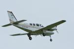 パンダさんが、仙台空港で撮影した全日空商事 Baron G58の航空フォト(飛行機 写真・画像)