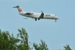パンダさんが、新千歳空港で撮影したジェイ・エア CL-600-2B19 Regional Jet CRJ-200ERの航空フォト(飛行機 写真・画像)