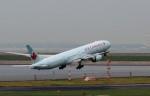 いづみさんが、羽田空港で撮影したエア・カナダ 777-333/ERの航空フォト(写真)