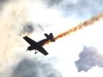 月明さんが、笠岡ふれあい空港で撮影したパスファインダー EA-300Sの航空フォト(飛行機 写真・画像)
