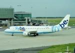 じーく。さんが、パリ シャルル・ド・ゴール国際空港で撮影したフライビー ERJ-170-200 (ERJ-175STD)の航空フォト(飛行機 写真・画像)