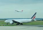 じーく。さんが、パリ シャルル・ド・ゴール国際空港で撮影したエールフランス航空 777-228/ERの航空フォト(飛行機 写真・画像)