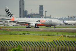 takatakaさんが、成田国際空港で撮影したジェットスター A330-202の航空フォト(飛行機 写真・画像)