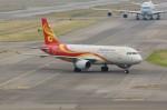 しんさんが、関西国際空港で撮影した香港エクスプレス A320-214の航空フォト(写真)
