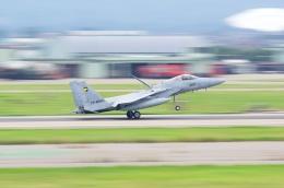 小鉢さんが、小松空港で撮影した航空自衛隊 F-15J Eagleの航空フォト(写真)