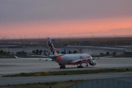KIXシニアさんが、関西国際空港で撮影したジェットスター A330-202の航空フォト(飛行機 写真・画像)