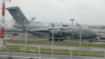 たんたんさんが、福岡空港で撮影したアメリカ空軍 C-17A Globemaster IIIの航空フォト(写真)