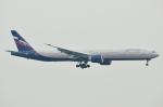 香港国際空港 - Hong Kong International Airport [HKG/VHHH]で撮影されたアエロフロート・ロシア航空 - Aeroflot Russian Airlines [SU/AFL]の航空機写真