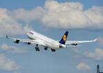 ハンブルク空港 - Hamburg Airport [HAM/EDDH]で撮影されたルフトハンザドイツ航空 - Lufthansa [LH/DLH]の航空機写真