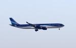 北京首都国際空港 - Beijing Capital International Airport [PEK/ZBAA]で撮影されたアゼルバイジャン航空 - Azerbaijan Airlines [J2/AHY]の航空機写真