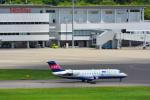 パンダさんが、福島空港で撮影したアイベックスエアラインズ CL-600-2B19 Regional Jet CRJ-100LRの航空フォト(写真)